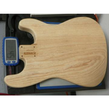 Lic Stratocaster Body All Parts Swamp Ash