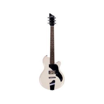 NEW Supro Jamesport Arctic White Electric Guitar