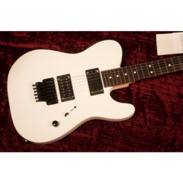 Charvel USA Select San Dimas Style 2 HH SNOW BLIND SATIN Electric Guitar