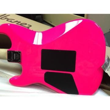 Charvel San Dimas 1 2H FR Floyd Rose Seymour Duncan Neon Pink