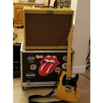 """The New Marsh """"Keef"""" Amp! 45watts of Tweed Tone w/Reverb and Tremolo!!!"""
