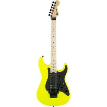 Charvel Pro-Mod So-Cal Style 1 HH Neon Yellow