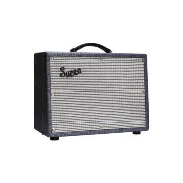 Supro Titan 1 X 10 Tube Amplifier with Reverb & Tremolo - 50W