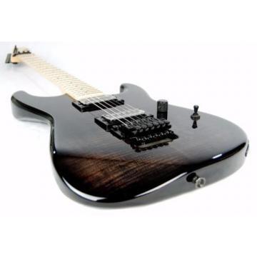 New! 2015 Charvel PM SD1 Pro Mod San Dimas HH Guitar w/ Floyd Rose - Black Burst