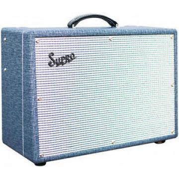 New Supro USA Saturn Reverb 15-Watt Tube Combo Amp 1648RT Spring Reverb Tremelo