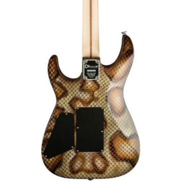 Charvel WARREN DEMARTINI SIGNATURE SNAKE PRO MOD E-Guitar