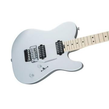 In Stock! 2017 Charvel Pro-Mod San Dimas Style 2 HH FR M in satin silver