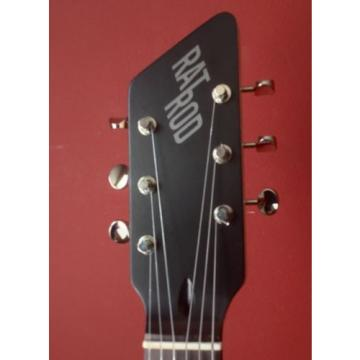 50'S STYLE CUSTOM SHOP LEFTY SUPRO RATROD GUITAR AIRLINE SILVERTONE KAY NATIONAL