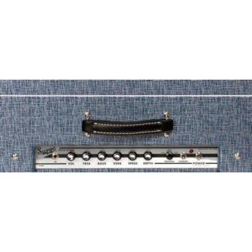 New! Supro 1650RT Royal Reverb 60/45/35 Watt 2x10 Tube Guitar Combo Amplifier