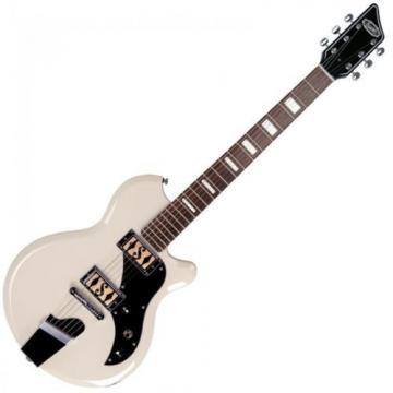 Supro Westbury Electric Guitar ~ Antique White~2020AW NEW