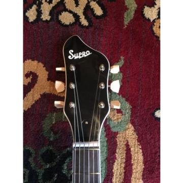 Supro Coronado II Guitar Vibrato