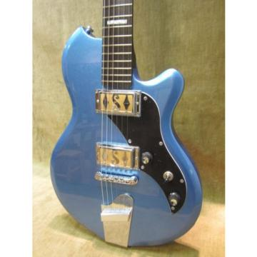 2017 SUPRO ISLAND SERIES WESTBURY OCEAN BLUE METALLIC MINT W/FREE US SHIPPING!