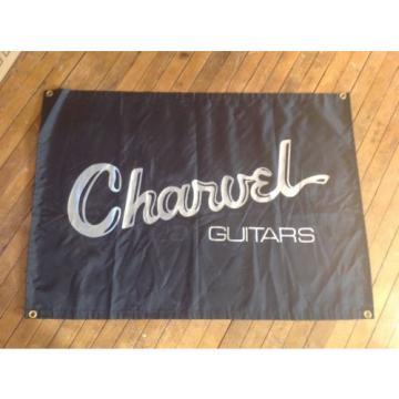 CHARVEL GUITAR SHOP BANNER!!!