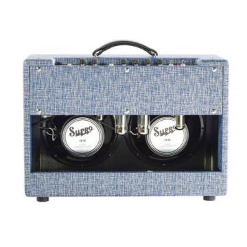 Supro 1690T Coronado 2x10 Combo Valve Amp 240V UK SPEC