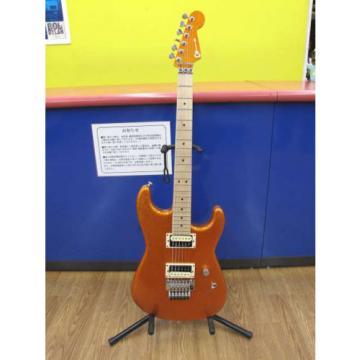 CHARVEL Stratocaster type SS SD1 2H FR Used  w/ Gigbag