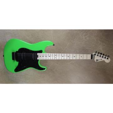 Charvel Pro Mod San Dimas Style 1 2H Slime Green Guitar