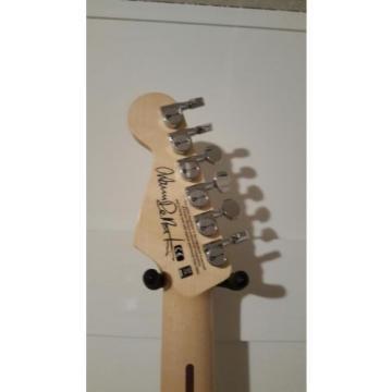 Warren Demartini Charvel Snake Skin Pro Mod Guitar MINT