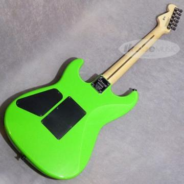 Charvel Pro-Mod Series SAN DIMAS Style 1 HH Slime Green Used Electric Guitar F/S