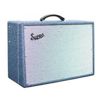 Supro Saturn Reverb 1 x 12 Tube Amplifier with Reverb & Tremolo