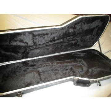 1988 CHARVEL PROTECTOR CASE -- REVERSE POINTY HEADSTOCK DESIGN