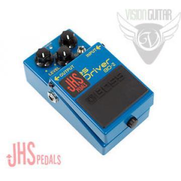 NEW! JHS Pedals Boss BD-2 Blu-Drive Mod