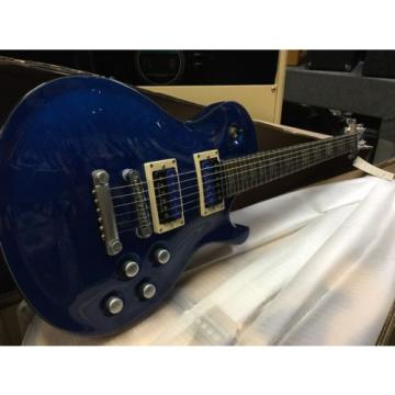 Charvel DS-1 PRO STOCK Blue Metal Flake
