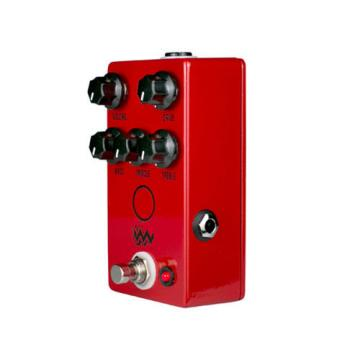 NEW! JHS Pedals Angry Charlie V3 Overdrive Pedal - Latest Version!
