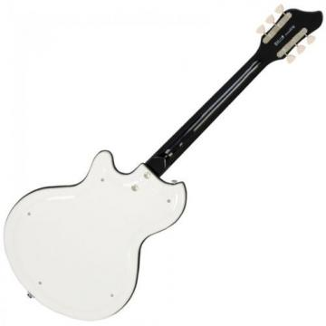 Supro Martinique Electric Guitar ~ Ermine White ~ 1593EW ~ NEW