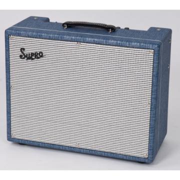 Supro Coronado 2 x 10 Tube Amplifier - 240V