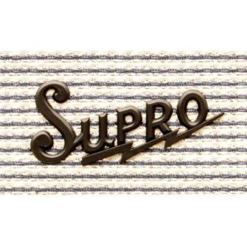 New! Supro 1648-RT Saturn Reverb 1x12 15-Watt All-Tube Guitar Combo Amplifier