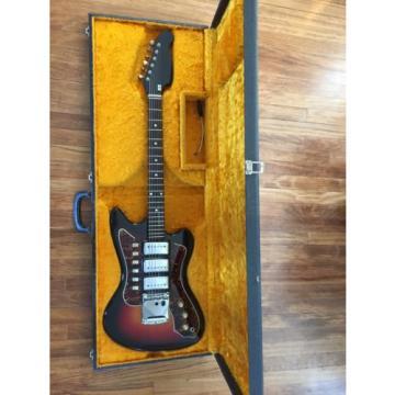 Vintage 60's Supro Lexington (Model S645) Guitar / OHSC