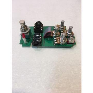 New JHS Andy Timmons Channel Overdrive Distortion Guitar Pedal Circuit Board