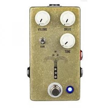 NEW JHS PEDALS MORNING GLORY V4 OVERDRIVE EFFECTS PEDAL w/ FREE US S&H