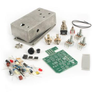 StewMac JHS 808 Overdrive Pedal Kit
