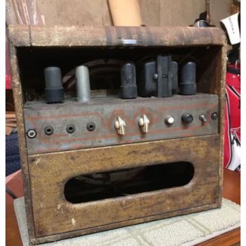 1954 Vintage Supro Valco 1x12 combo Spectator/Comet tube amplifier