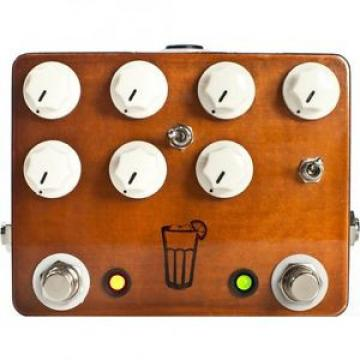 NEW JHS PEDALS SWEET TEA V2 OVERDRIVE / DISTORTION PEDAL w/ 0$  US SHIP