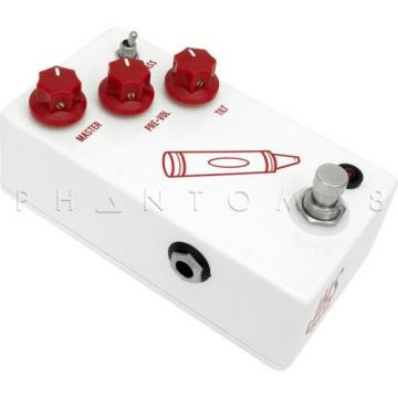 JHS Pedals Crayon Vintage Preamp Channel & Tone Guitar Effects Pedal - Brand NEW