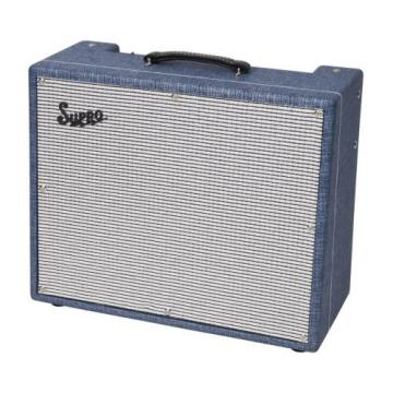 Supro Thunderbolt 1 x 15 Tube Amplifier with 3 Way Rectifier