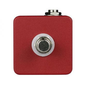 NEW JHS Pedals Red Remote Single-footswitch Remote for Compatible JHS Effects