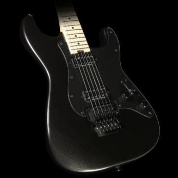 Charvel Pro Mod Series So Cal 2H FR Electric Guitar Metallic Black