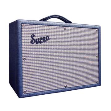 Supro Trem-Verb 1 x 10 Tube Amplifier with Reverb & Tremolo