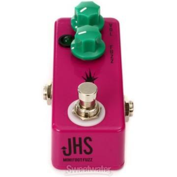 JHS Mini Foot Fuzz Silicon Fuzz Pedal (Open Box)