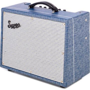 """Supro 1622RT Tremo-Verb - 25W 1x10"""" Guitar Combo Amp"""