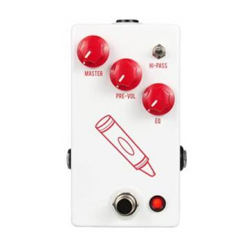 JHS Crayon British Console DistortionOverdrive Guitar Effects Pedal