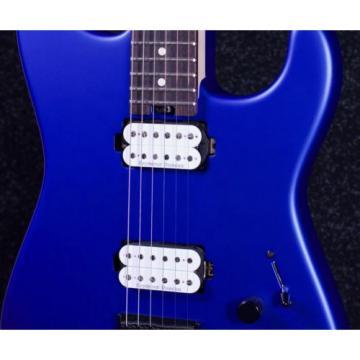 Charvel Pro-Mod San Dimas Style 1 HH HT in Satin Cobalt Blue -NEW