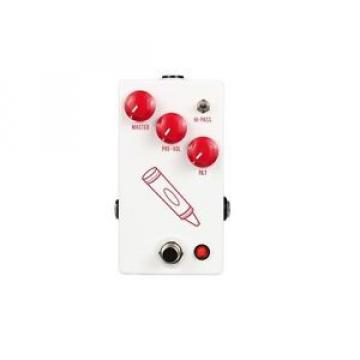 JHS Crayon British Console Overdrive Pre-Amp Guitar Effects Pedal!