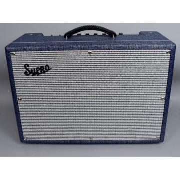 Supro 1668RT Jupiter 1x12 Class A Tube Electric Guitar Combo Amplifier