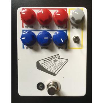 JHS Colourbox Console Preamp Effects Pedal Guitar Bass Color Colour Box NEVE
