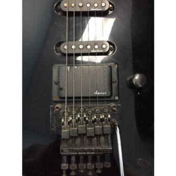 Charvel Jackson Model 3 HSS Original Hard Shell Case 6 String Guitar