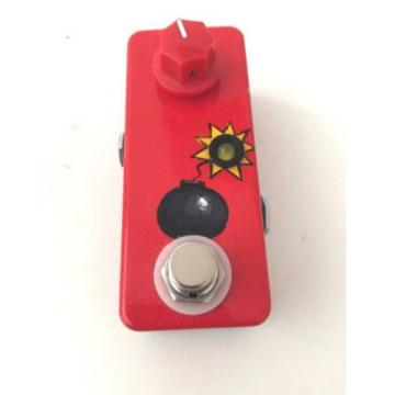 JHS Pedals Mini Bomb Boost HAND PAINTED